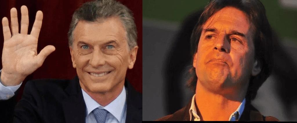 """Macri es Lacalle Pou en Uruguay"""" - La Humanidad"""
