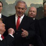 El acuerdo del siglo, máxima hipocresía y mínimo de vergüenza