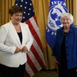 Jeffrey Sachs defiende a Kristalina Georgieva, directora del FMI, perseguida por sinofilia